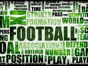 Football language glossary