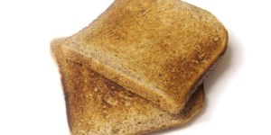 have a player on toast