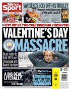 Valentine's Day Massacre