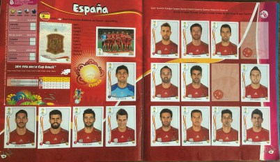 World Cup 2014 Spain