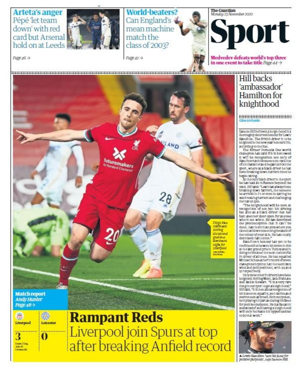 Newspaper Language: Rampant Reds