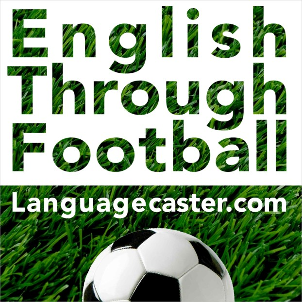 Learn English Through Football