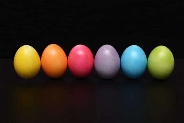 La Pasqua e il lessico.