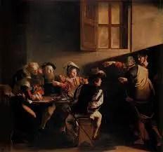 L'arte di Caravaggio; una lettura.