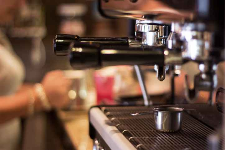 Il caffè sospeso. Napoli.