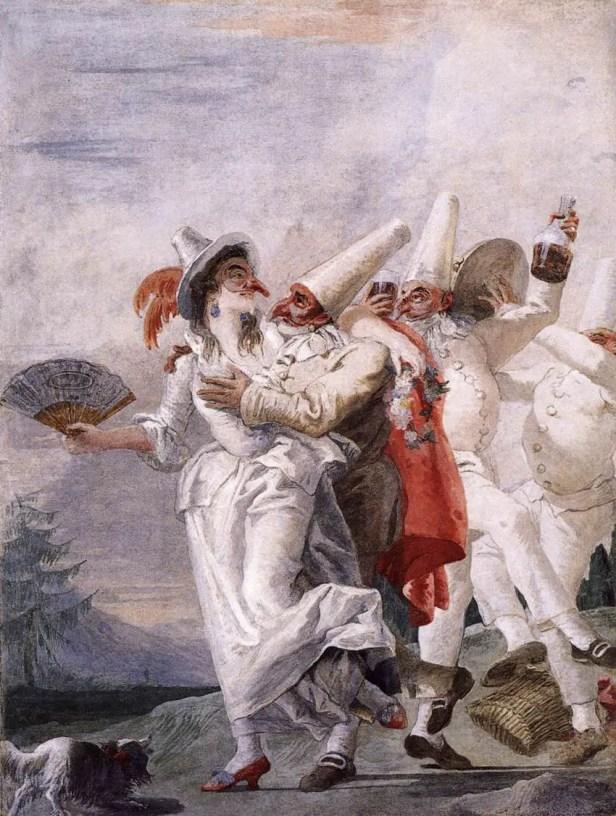 Il Carnevale secondo gli scrittori italiani.