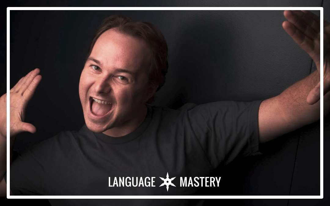 Polyglot & language hacker Benny Lewis on how to get conversationally fluent in 3 months