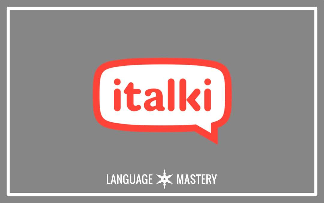 How to Get Fluent in Japanese on iTalki