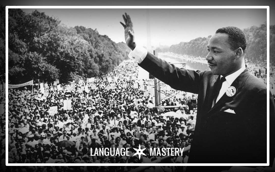 "Read Martin Luther King, Jr.'s ""I Have a Dream"" Speech in Japanese, Chinese & Spanish"