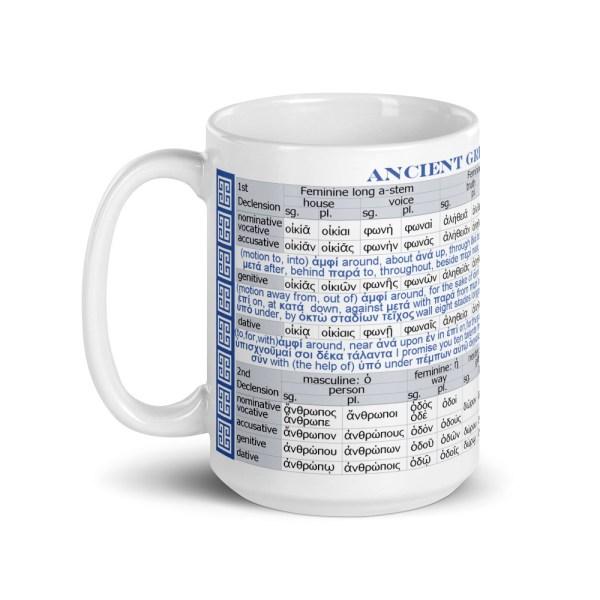 ancient greek mug