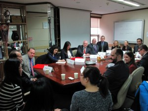 Student Consulting China!