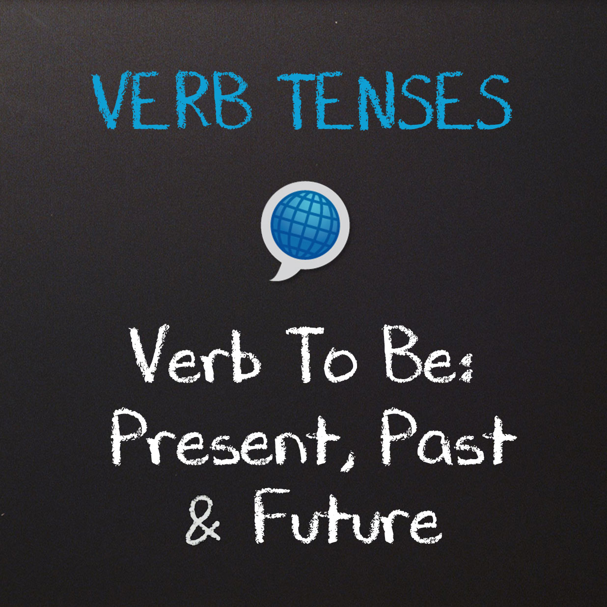 verb to be present
