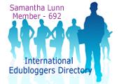 Internation EduBloggers Directory