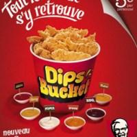 KFC : qui veut faire trempette dans mon seau ?