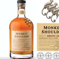 Monkey shoulder : viens petit singe boire mon whisky