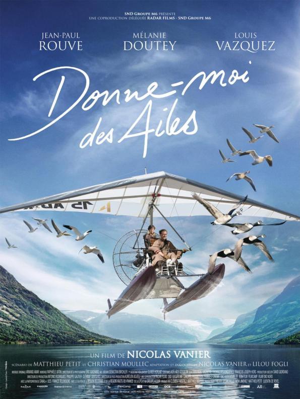 Film Donne Moi Des Ailes Histoire Vraie : donne, ailes, histoire, vraie, Avant-première, Donne-moi, Ailes,, Tourné, Occitanie, Films