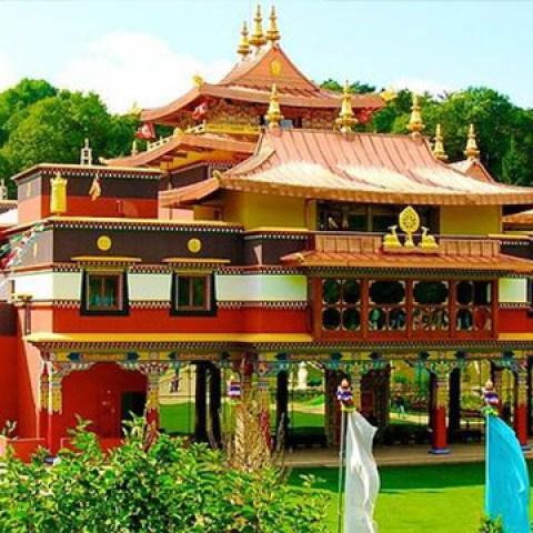 Visite du Prieuré de Grandmont et temple Lerab Ling – Le samedi 6 novembre