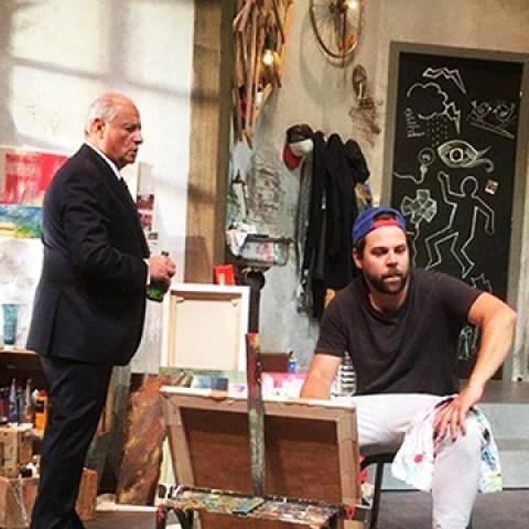 Théâtre Cap d'Agde «Père ou fils» – Le samedi 6 novembre