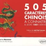505 caracteres chinois
