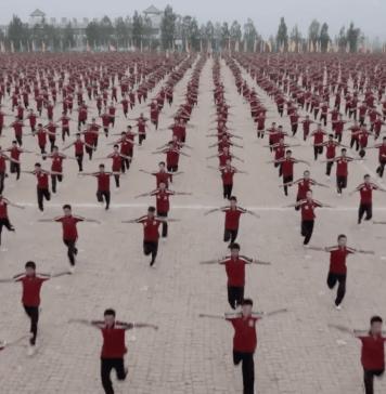 Chine - Mini film - 36 000 enfants