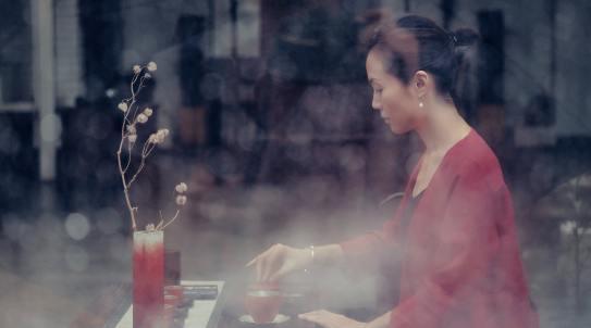 harmonie boire thé chinois