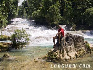 Aliwagwag Falls, the longest in the country is just one of the thousands found in the country.
