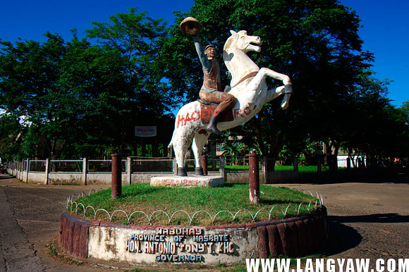 Masbate is known for its ranches and every year, it has its Rodeo Masbateno.