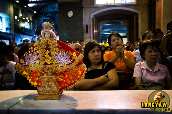 Sto. Nino devotion