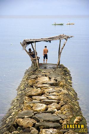 In Danao's coast