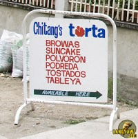 "Other Chitang's products but I definitely would go for the ""torta"""