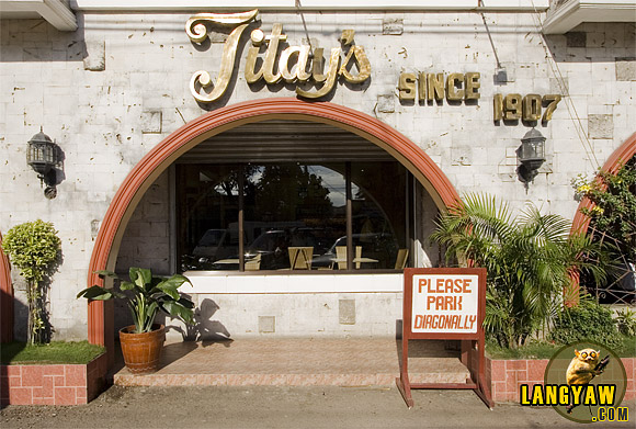 Titay's in Liloan, a century of offering baked goodies to Cebuanos and travelers.