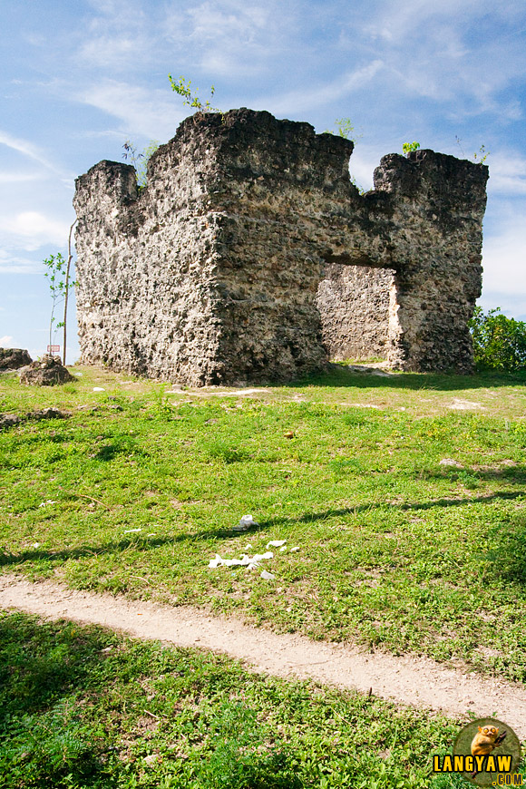 Cebu fortress