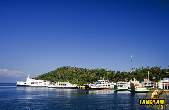 Calapan is the gateway to Oriental Mindoro and a main transit point for passengers enroute to Boracay from Luzon