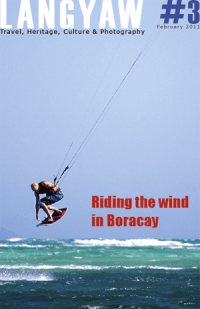 Langyaw #3 Riding the Wind in Boracay