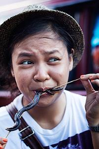 Regine (betweencoordinates.com) takes a bite