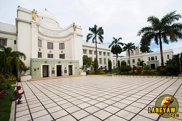 The Cebu Capitol built in 1937