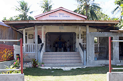 The chapel/shrine of Inday Potenciana