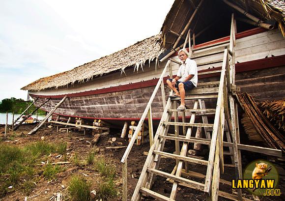 Noah's ark in Zamboanga Sibugay