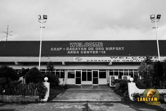 Lumbia Airport Cagayan de Oro