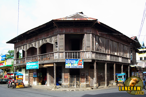 An old house in Oroquieta City