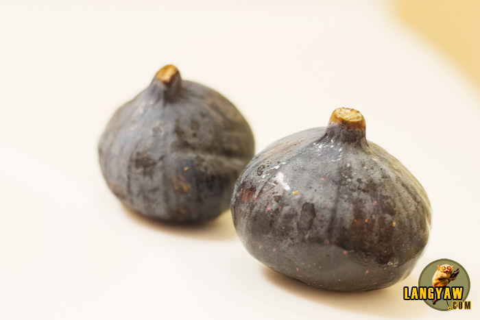 Sweet and delicious figs