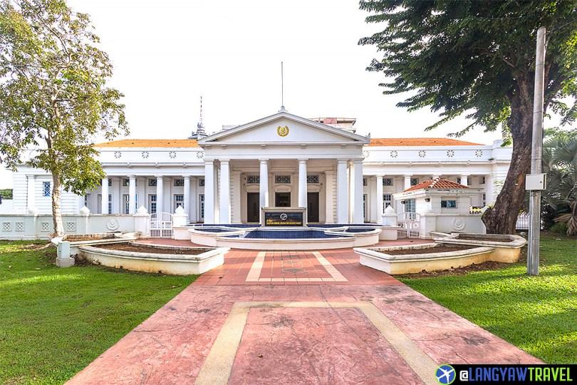 Alor Setar Architecture