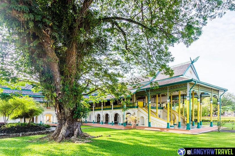 Balai Besar Alor Setar Architecture
