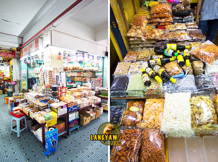 Local foodstuff that shows off the rich food heritage of Alor Setar