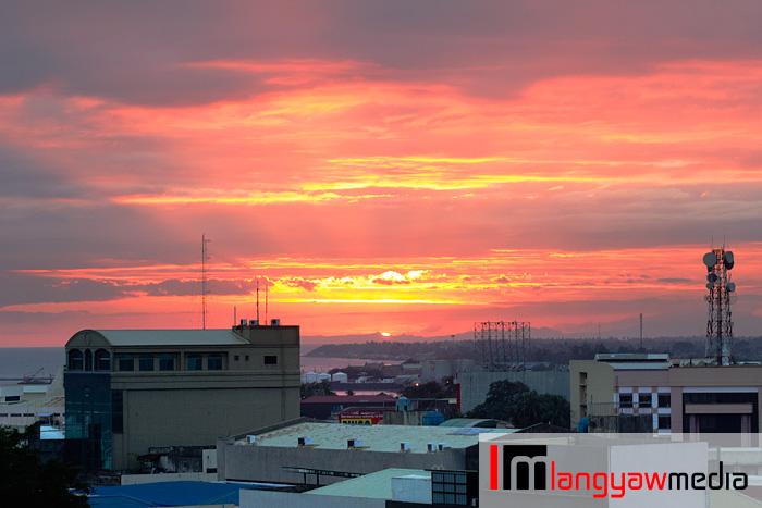 Scenic Iloilo cityscape