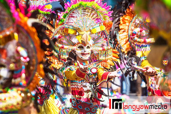 Masskara dancer (Bacolod City, Negros Occidental)