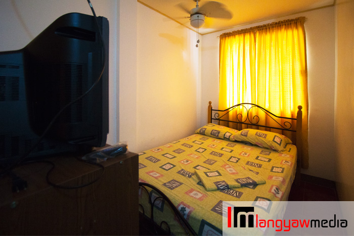 Another single room, P1000, at high season