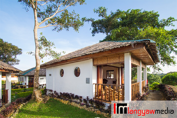 One of the mountain retreat's villa good for two persons