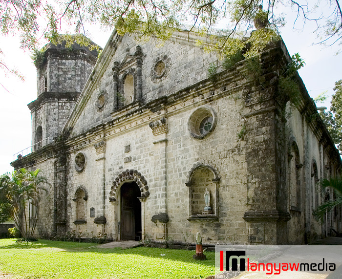 Anini-y's Spanish era built church, the only one remaining in the whole of Antique