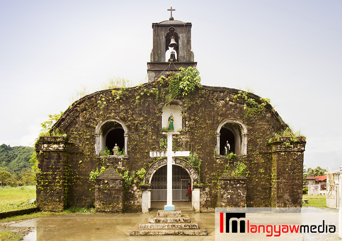 Catubig's church is one of the oldest in the country built by the Jesuits before their expulsion in 1768